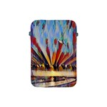 3abstractionism Apple iPad Mini Protective Soft Cases Front