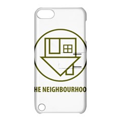 The Neighbourhood Logo Apple Ipod Touch 5 Hardshell Case With Stand