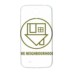 The Neighbourhood Logo Samsung Galaxy S4 I9500/i9505  Hardshell Back Case