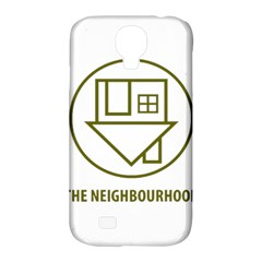 The Neighbourhood Logo Samsung Galaxy S4 Classic Hardshell Case (pc+silicone)