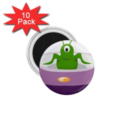 Ufo 1 75  Magnets (10 Pack)