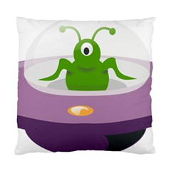 Ufo Standard Cushion Case (two Sides)