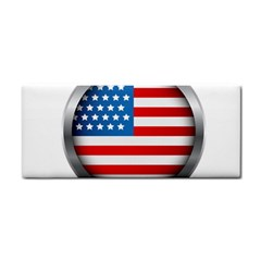 United Of America Usa Flag Cosmetic Storage Cases