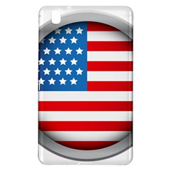 United Of America Usa Flag Samsung Galaxy Tab Pro 8 4 Hardshell Case