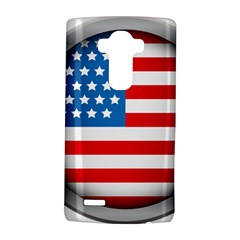 United Of America Usa Flag Lg G4 Hardshell Case