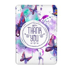 Thank You Samsung Galaxy Tab 2 (10 1 ) P5100 Hardshell Case
