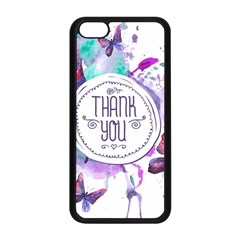 Thank You Apple Iphone 5c Seamless Case (black)