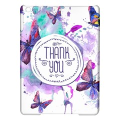 Thank You Ipad Air Hardshell Cases