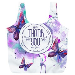 Thank You Full Print Recycle Bags (l)