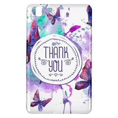 Thank You Samsung Galaxy Tab Pro 8 4 Hardshell Case