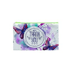 Thank You Cosmetic Bag (xs)