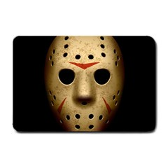 Jason Hockey Goalie Mask Small Doormat