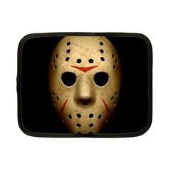 Jason Hockey Goalie Mask Netbook Case (small)