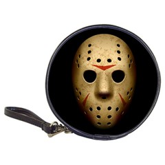 Jason Hockey Goalie Mask Classic 20 Cd Wallets