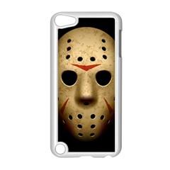 Jason Hockey Goalie Mask Apple Ipod Touch 5 Case (white)