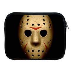 Jason Hockey Goalie Mask Apple Ipad 2/3/4 Zipper Cases