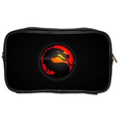 Dragon Toiletries Bags 2 Side
