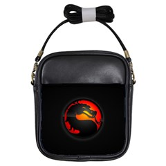 Dragon Girls Sling Bags