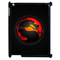 Dragon Apple Ipad 2 Case (black)