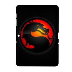 Dragon Samsung Galaxy Tab 2 (10 1 ) P5100 Hardshell Case