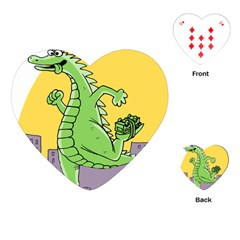 Dragon Playing Cards (heart)