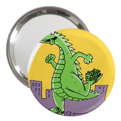 Dragon 3  Handbag Mirrors