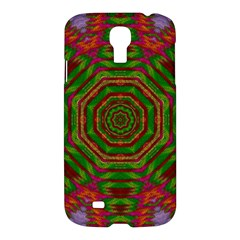 Feathers And Gold In The Sea Breeze For Peace Samsung Galaxy S4 I9500/i9505 Hardshell Case