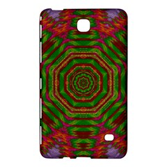 Feathers And Gold In The Sea Breeze For Peace Samsung Galaxy Tab 4 (8 ) Hardshell Case