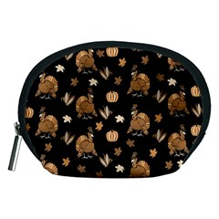 Thanksgiving Turkey  Accessory Pouches (medium)