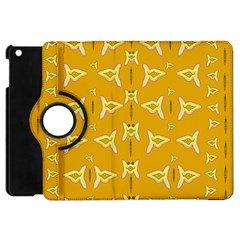 Fishes Talking About Love And   Yellow Stuff Apple Ipad Mini Flip 360 Case