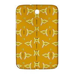 Fishes Talking About Love And   Yellow Stuff Samsung Galaxy Note 8 0 N5100 Hardshell Case