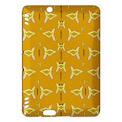 Fishes Talking About Love And   Yellow Stuff Kindle Fire Hdx Hardshell Case