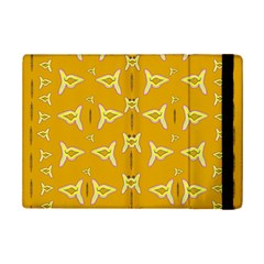 Fishes Talking About Love And   Yellow Stuff Ipad Mini 2 Flip Cases
