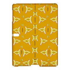 Fishes Talking About Love And   Yellow Stuff Samsung Galaxy Tab S (10 5 ) Hardshell Case