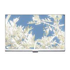 Nature Pattern Business Card Holders
