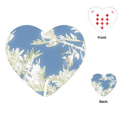 Nature Pattern Playing Cards (heart)