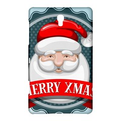 Christmas Santa Claus Xmas Samsung Galaxy Tab S (8 4 ) Hardshell Case