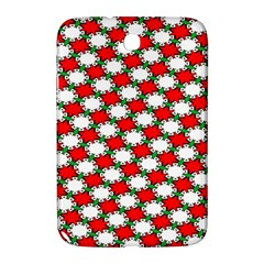 Christmas Star Red Green Samsung Galaxy Note 8 0 N5100 Hardshell Case