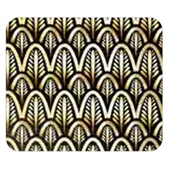 Art Deco Double Sided Flano Blanket (small)