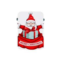 Merry Christmas Santa Claus Apple Ipad Mini Protective Soft Cases