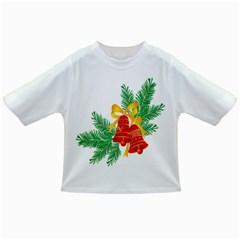 New Year Christmas Bells Tree Infant/toddler T Shirts
