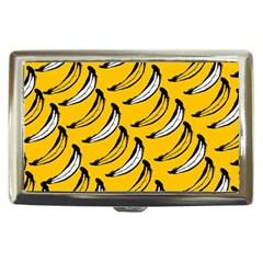 Fruit Bananas Yellow Orange White Cigarette Money Cases