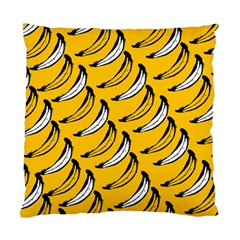 Fruit Bananas Yellow Orange White Standard Cushion Case (two Sides)