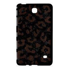 Skin5 Black Marble & Dark Brown Wood Samsung Galaxy Tab 4 (7 ) Hardshell Case
