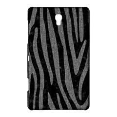 Skin4 Black Marble & Gray Denim Samsung Galaxy Tab S (8 4 ) Hardshell Case