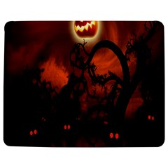 Halloween Pumpkins Tree Night Black Eye Jungle Moon Jigsaw Puzzle Photo Stand (rectangular)