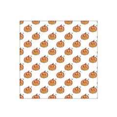 Face Mask Ghost Halloween Pumpkin Pattern Satin Bandana Scarf