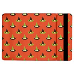 Hat Wicked Witch Ghost Halloween Red Green Black Ipad Air 2 Flip