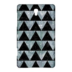 Triangle2 Black Marble & Ice Crystals Samsung Galaxy Tab S (8 4 ) Hardshell Case