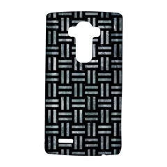 Woven1 Black Marble & Ice Crystals (r) Lg G4 Hardshell Case